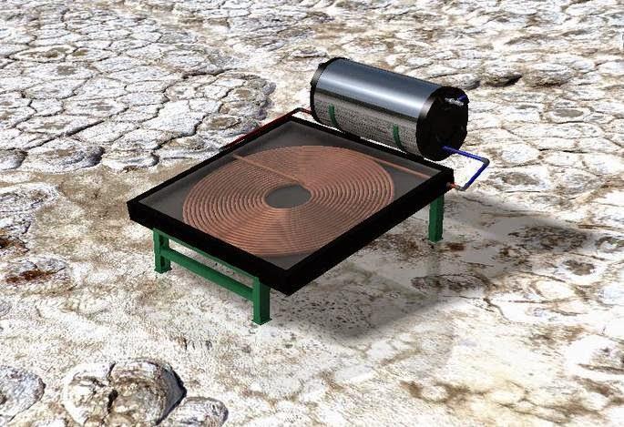 medium كيف تصنع سخانات الطاقة الشمسية بنفسك