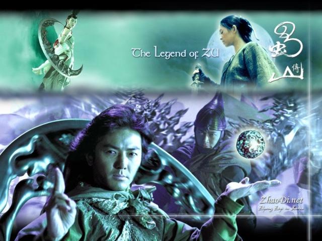 Hình ảnh phim Thục Sơn Kỳ Hiệp