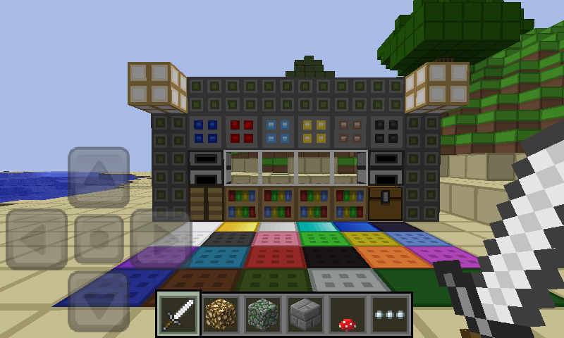 Minecraft Pe Texture Packs 0.5.0
