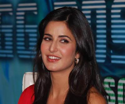 Katrina Kaif Glamorous Smile