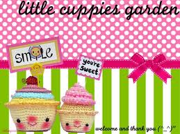 Little Cuppies Cake