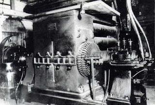 DC Generator Edison