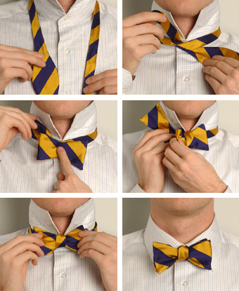 How bow tie