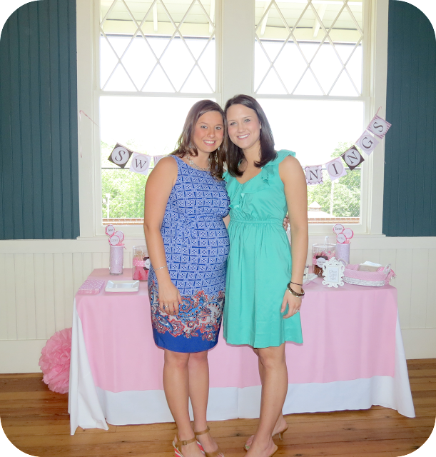 Sweet Beginnings Baby Shower