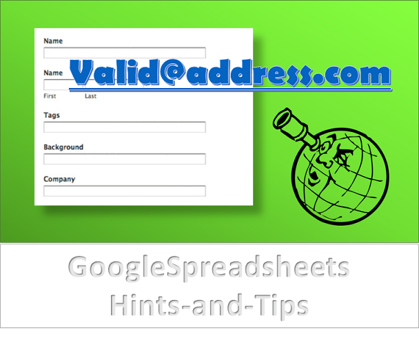 how to find email addresses on google