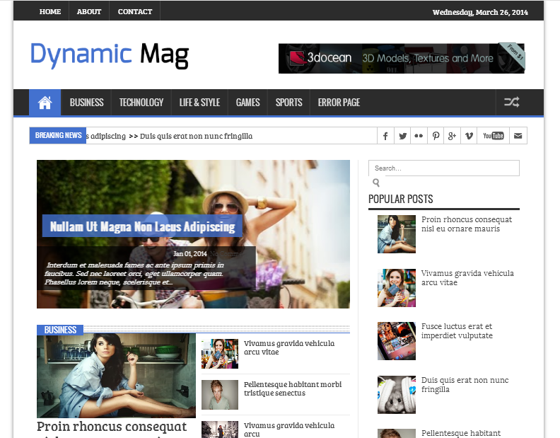 2016 blogger template free share template blogspot news template awesome dynamic mag responsive blogger template maxwellsz