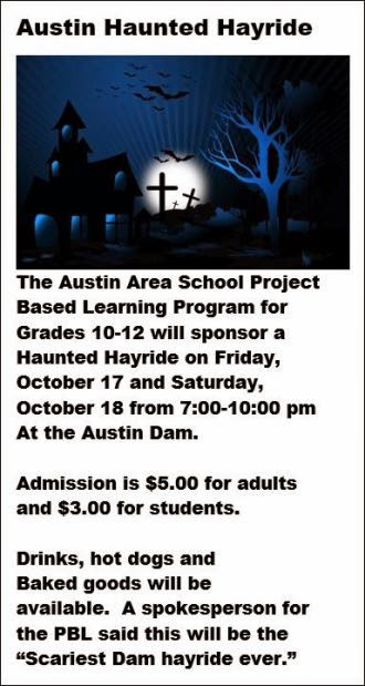 10-17/18  Austin Haunted Hayride