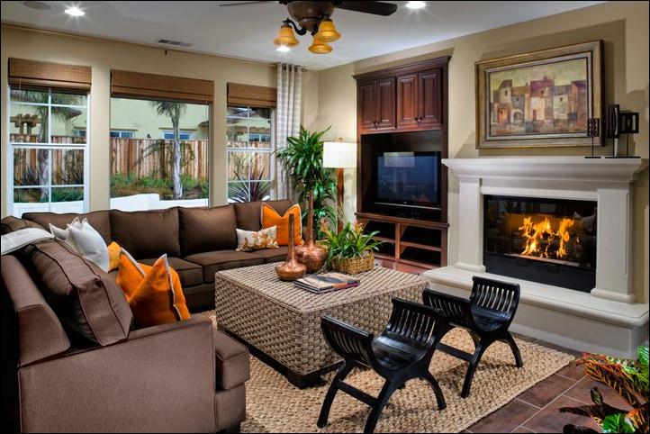 Masculine living rooms room design ideas - Masculine decorating ideas living room ...