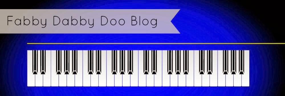 marzia's fabydaby doo blog