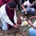 Las comunidades le rinden culto a la Pachamama