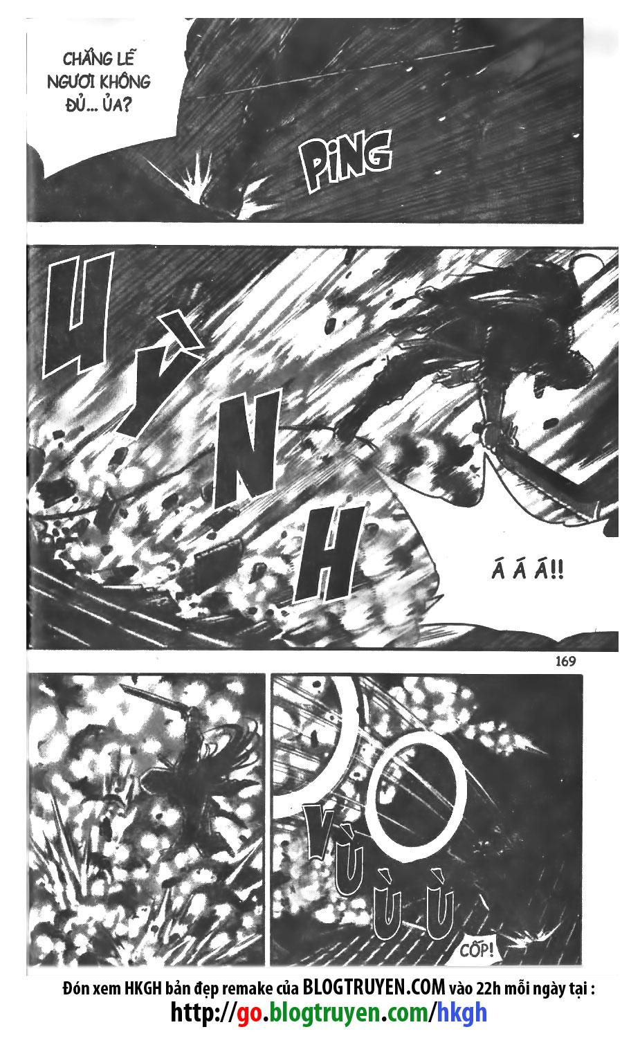 Hiệp Khách Giang Hồ chap 347 Trang 14 - Mangak.info