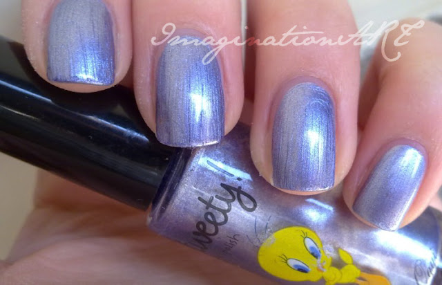 BellaOggi_13_Rock Violet_Tweety_swatch_swatches_polish_smalto_nail_lacquer_unghie