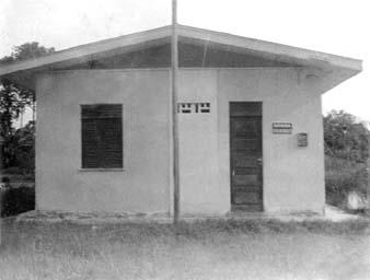 FONTE BOA (AM) Prédio da Delegacia de Polícia de Fonte Boa - 1984