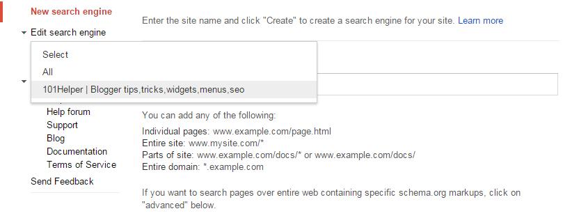 Google webmaster tools tutorials for blogger | 101helper