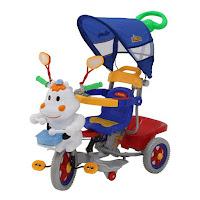 Sepeda Roda Tiga FAMILY F9955TL SAPI Suspensi