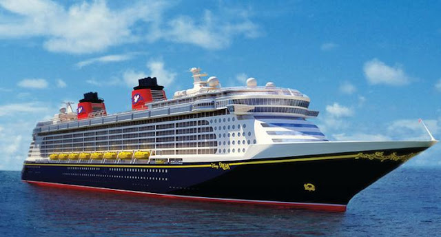 Cruzeiro Disney Dream Navio