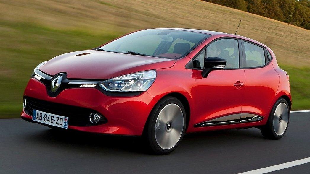 2013 Renault Clio'nun Fiyatı 29.490TL'den Başlıyor!