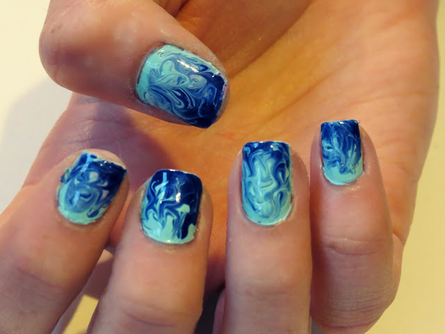 ... | UK beauty, fashion and nail art blog: swirly nail art tutorial
