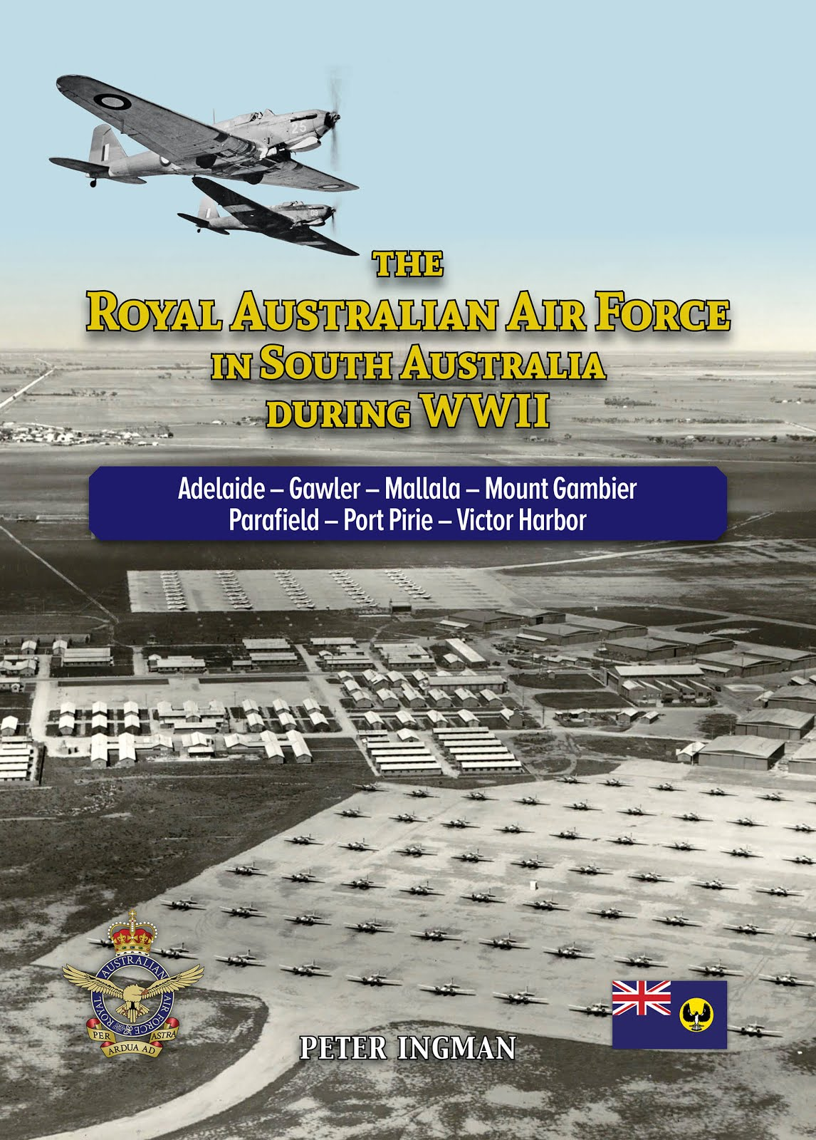 The RAAF in SA during WWII