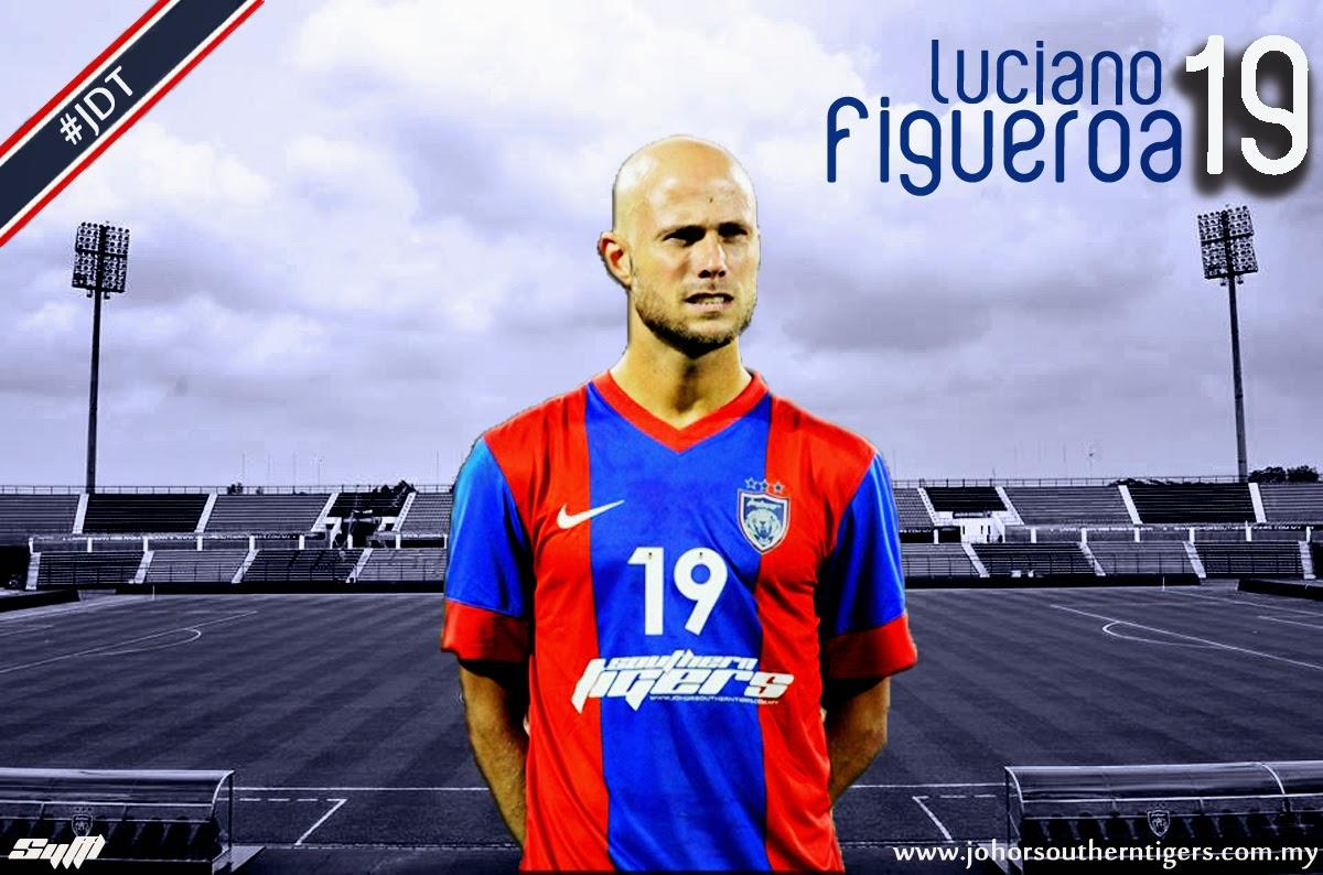 Luciano Figueroa JDT