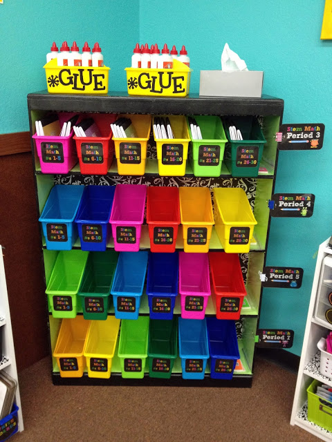 I Have Tried Many Different Ways To Manage Storage Of Notebooks For  Multiple Classes, And This Ended Up Being The Best Solution For Me.