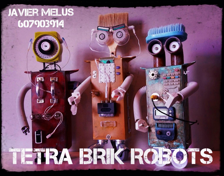 TETRA BRIK ROBOTS (FACEBOOK)