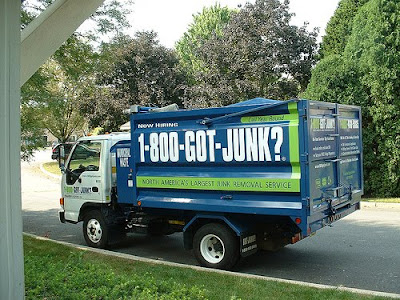 1-800-GOT-JUNK? Truck