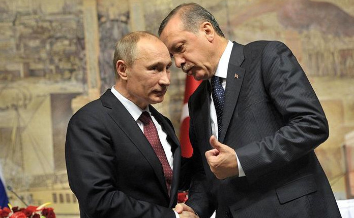 Ο Πούτιν κάνει Μπίζνες στην Τουρκία 20 δισ! Εγκαινιάζει τον πυρηνικό σταθμό Άκουγιου