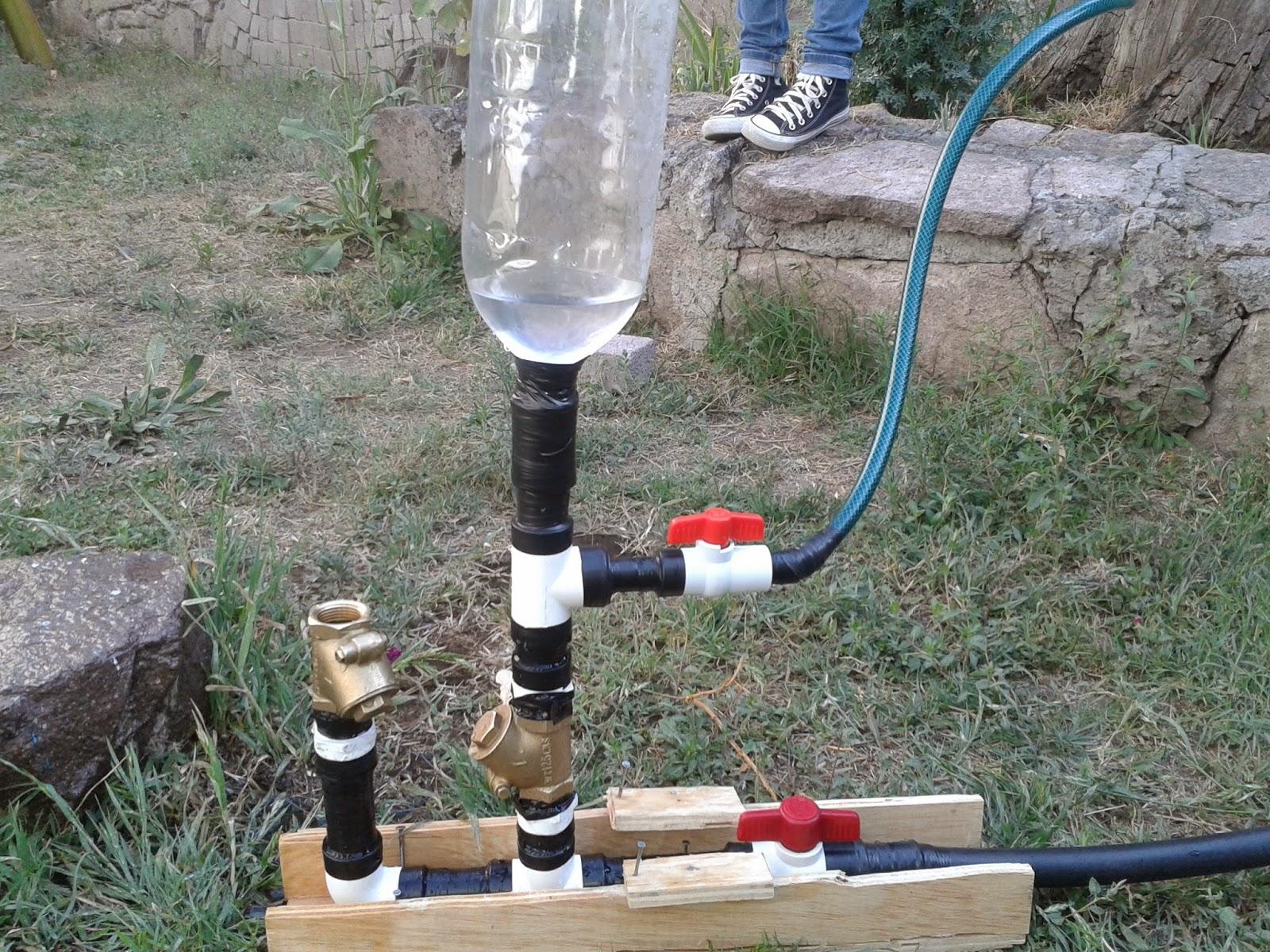 El agua bombea al agua for Ariete evo 2 in 1