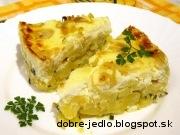 Zapekané bryndzové zemiaky - recept