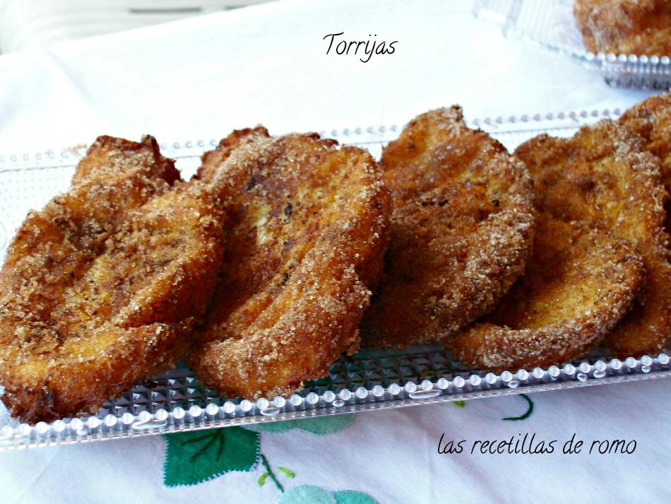 """""""torrijas"""""""