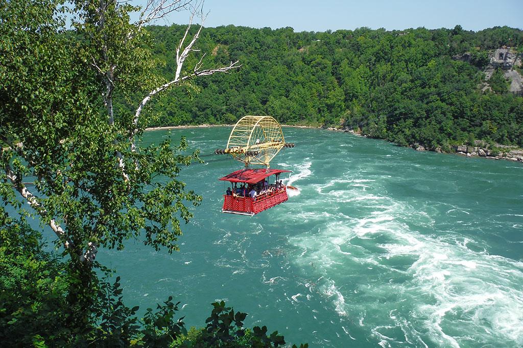 Niagara Whirlpool Aero Car