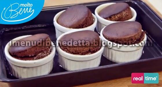Souffléal Cioccolatodi Benedetta Parodi