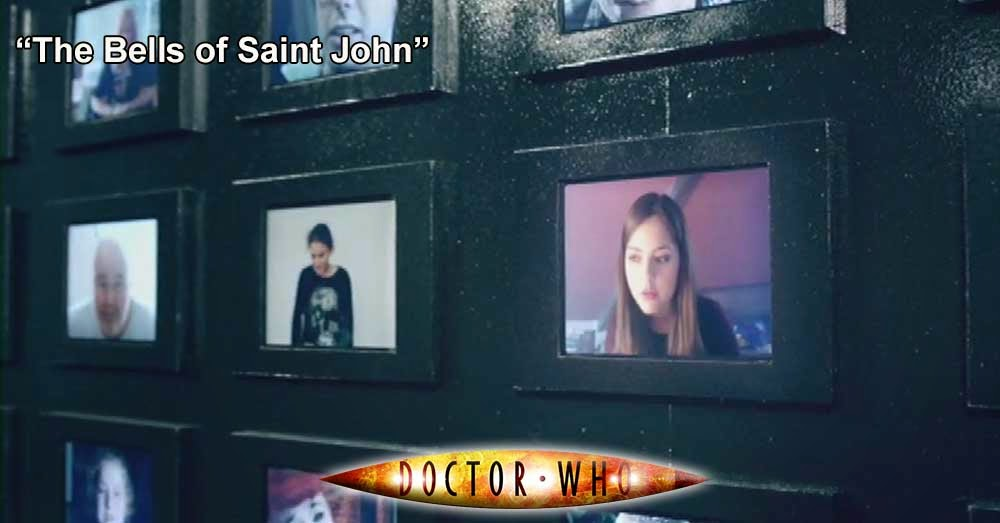 Doctor Who 232: The Bells of Saint John