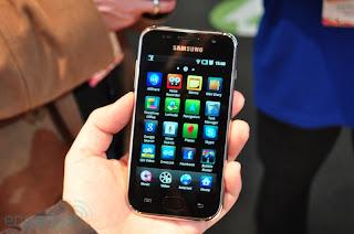 galaxyswifi41 Samsung Galaxy S WiFi 5.0 ve WiFi 4.0 Yeni Android Medya Oynatıcılar Olacak