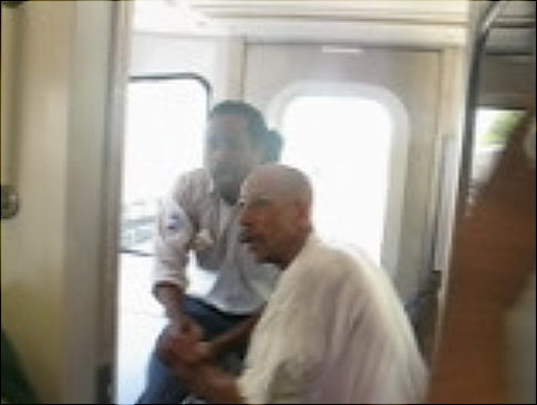 private invesigations: Motorman on No. 5 train attacked by ...