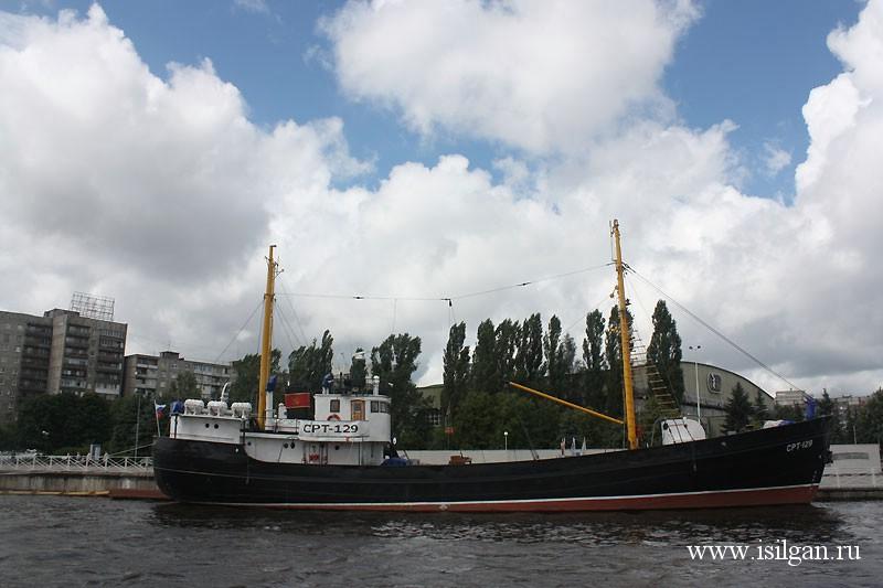 рыболовный флот калининградской области