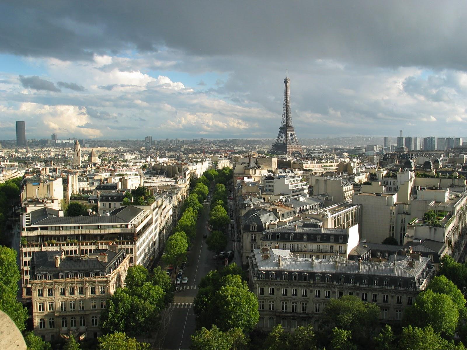 paris city street hd - photo #23