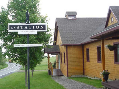Fromagerie La Station De Compton