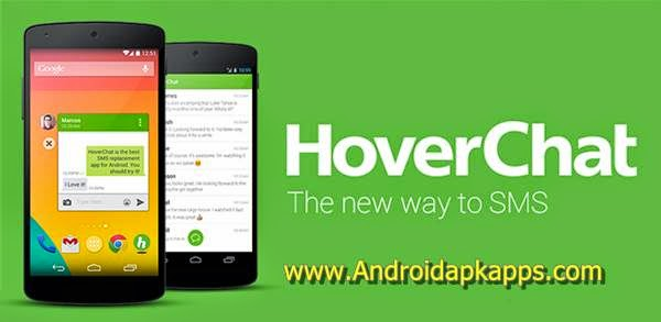 Download HoverChat (formerly Ninja SMS) v2.0.3 Full Apk