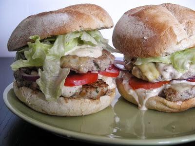 Podwójny cheeseburger