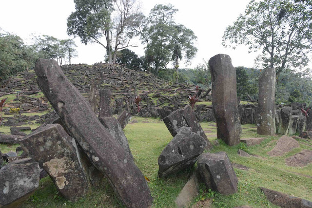 Civiltà preistoriche dell'era glaciale Gungung-Padang-18