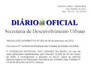 Resolução Normativa 004 de 26/09/12