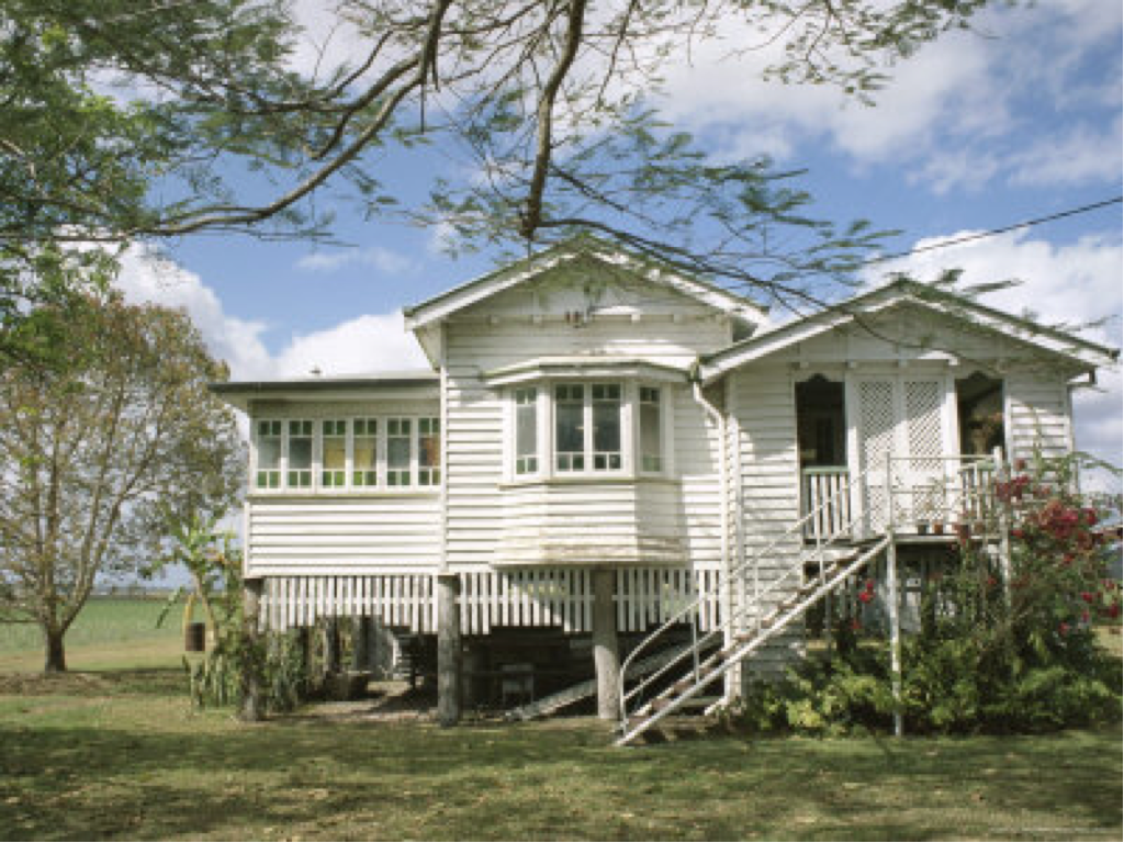 West end cottage queenslander houses would you buy a for Home designs brisbane