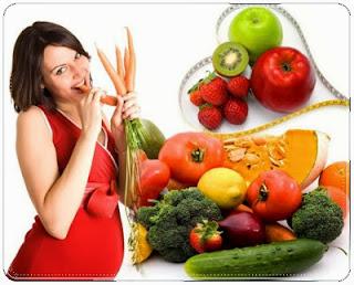 makanan sehat ibu hamil