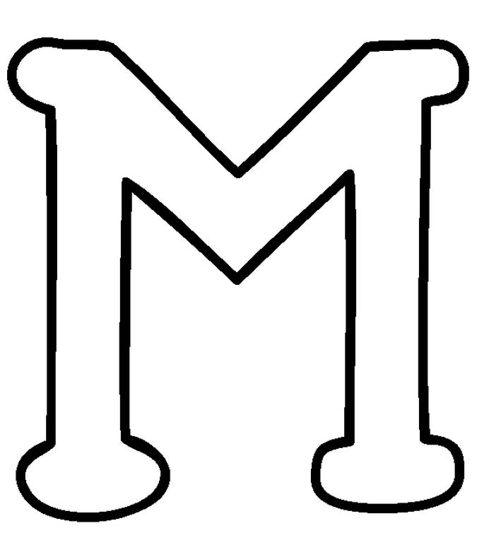 Modelo de letras y números. - RECREAR - MANUALIDADES