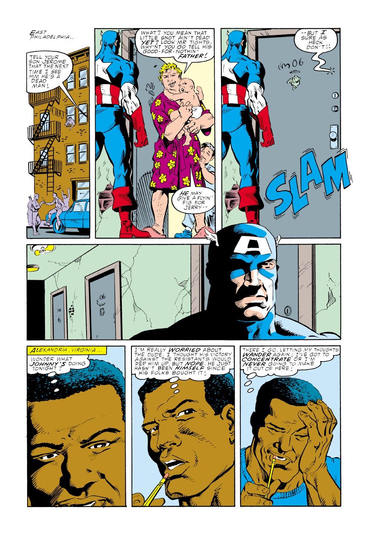 Captain America (1968) Issue #347 #277 - English 9