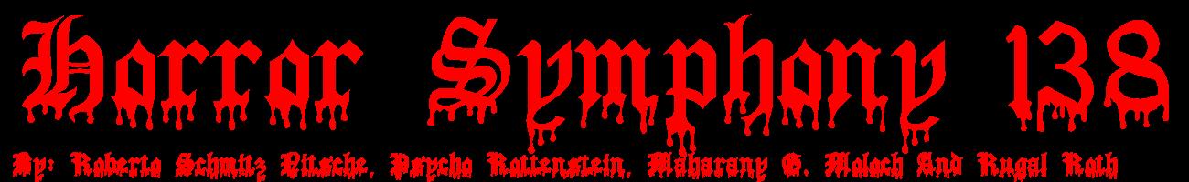 Horror Symphony
