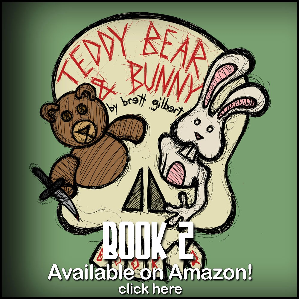 Teddy Bear & Bunny book 2