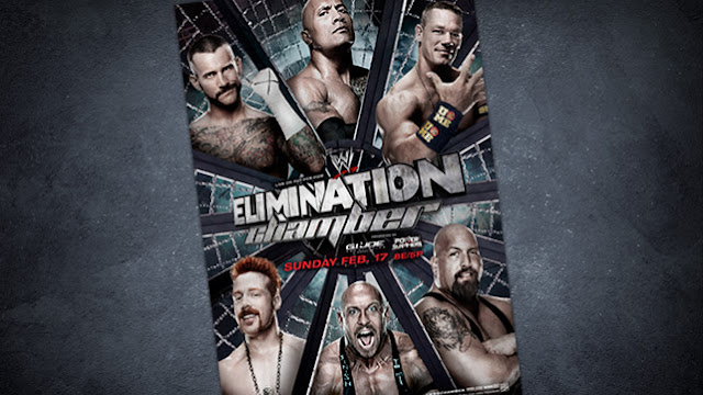 Elimination Chamber 2013 en vivo en español